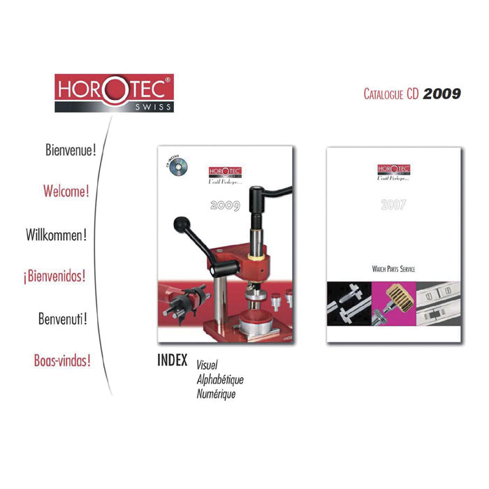 Horotec Catalogue 2009